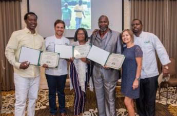 Congratulations to the FRESHStart Kitchen Program Graduates!