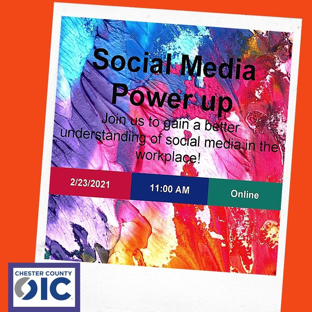 Power up: Social Media Edition