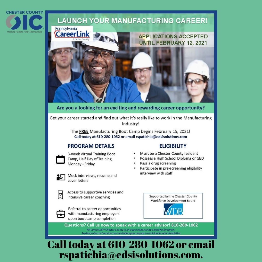 Get a Career in Manufacturing