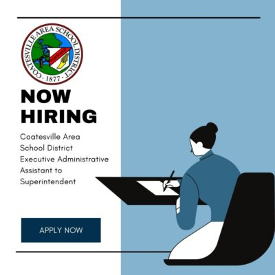 Now Hiring – Executive Administrative Assistant to Superintendent
