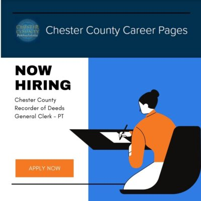 Now Hiring – Part Time General Clerk