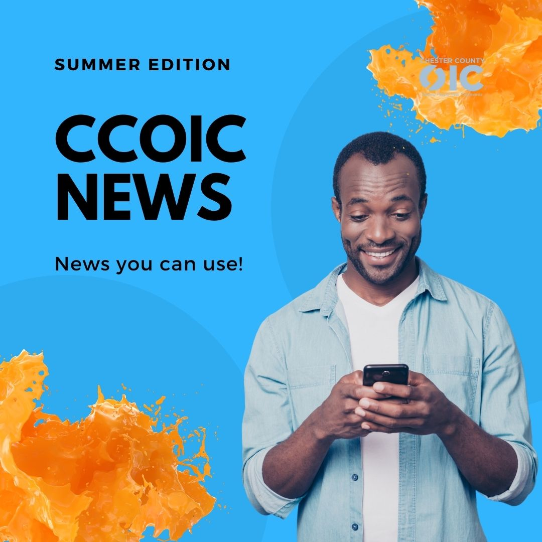 This Week in CCOIC News