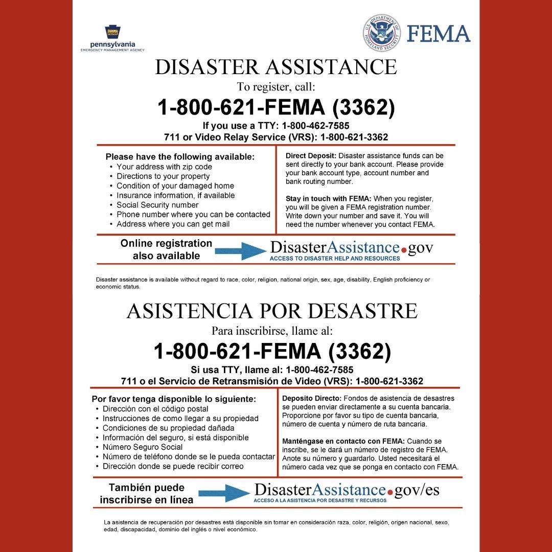 Legal Aid of Southeastern Pennsylvania (LASP) Huricane Ida Resources